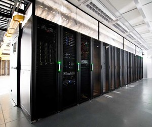 Cool New Datacenter Opens Up